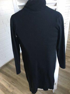 Heine Robe en maille tricotées noir