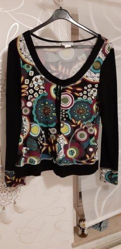 BC Collection T-shirt multicolore viscose