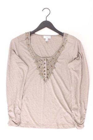 Heine Shirt grau Größe 40