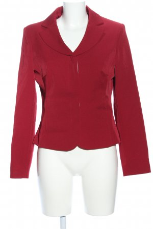 Heine Tuxedo Blazer red business style