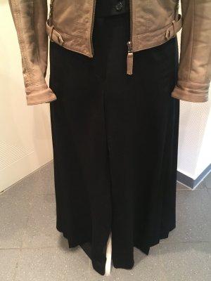 Heine Jupes-culottes noir polyamide