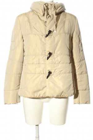 Heine Quilted Jacket cream quilting pattern casual look