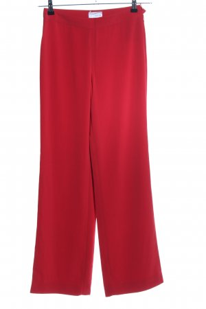 Heine Stoffhose rot Casual-Look