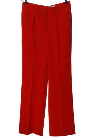Heine Pantalone jersey rosso Tessuto misto