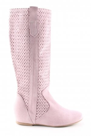 Heine Stretchstiefel pink Casual-Look