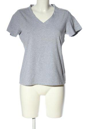 Heine T-Shirt hellgrau meliert Casual-Look