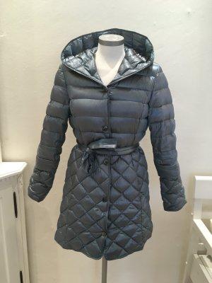 Heine Abrigo de plumón azul-gris pizarra