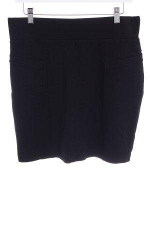 Heine Tulpenrock schwarz schlichter Stil