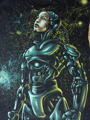 Heisses Top Künstliche Intelligenz 34-36 Heiss Robot Woman
