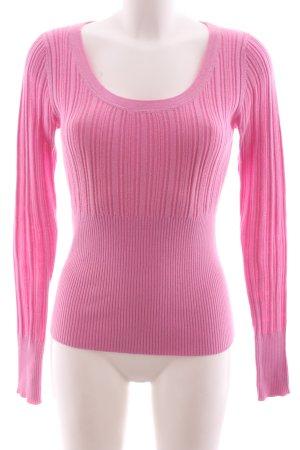 Heldmann Strickpullover pink Casual-Look