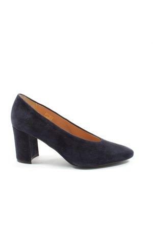 Helen Billkrantz High Heels blau Elegant
