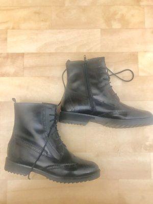Helen Billkrantz Leder Schuhe Gr. 38