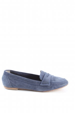 Helen Billkrantz Mocasines azul estilo «business»