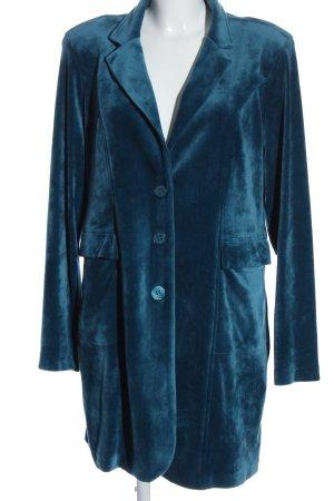 helena hart Płaszcz polarowy niebieski W stylu casual