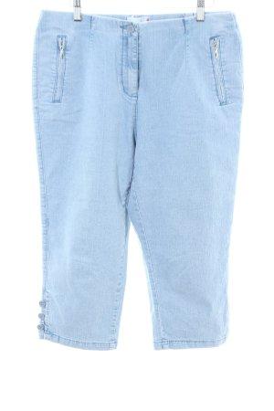 Helena Vera 3/4 Jeans blau Casual-Look