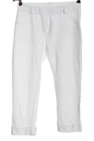 Helena Vera 7/8 Length Jeans white casual look