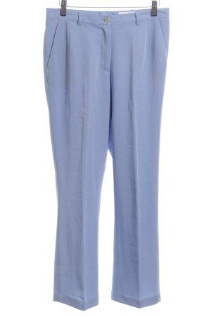 Helena Vera Pantalón de pinza azul elegante