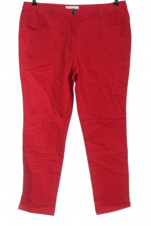 Helena Vera Stretch Jeans rot Casual-Look