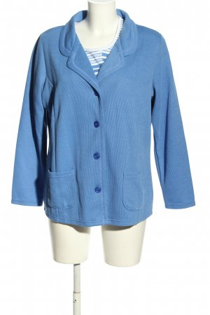Helena Vera Twin Set tipo suéter white-blue allover print casual look
