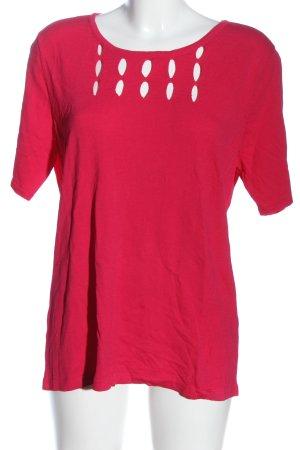 Helena Vera T-Shirt pink casual look