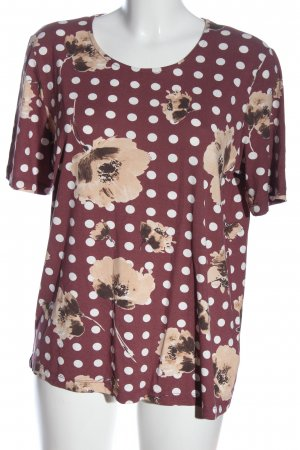 Helena Vera Shirt met print prints met een thema casual uitstraling