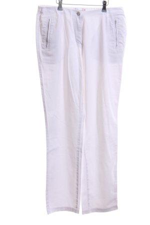 Helena Vera Skinny Jeans weiß Casual-Look