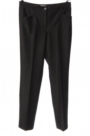 Helena Vera Jersey Pants black casual look