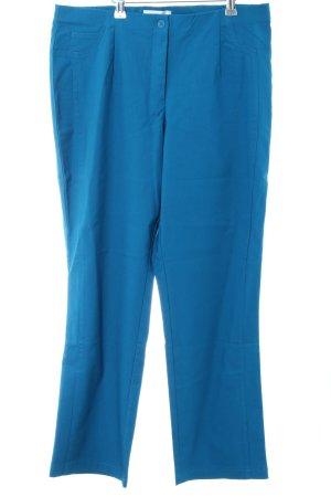 Helena Vera Stoffhose blau Casual-Look