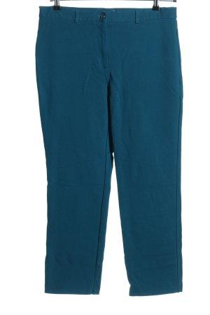 Helena Vera Jersey Pants blue casual look