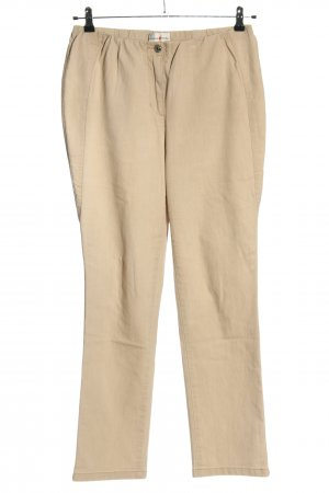 Helena Vera Jersey Pants cream business style