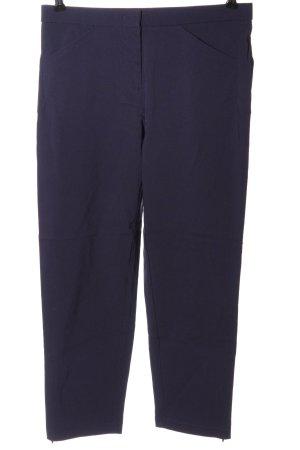 Helena Vera Jersey Pants lilac casual look