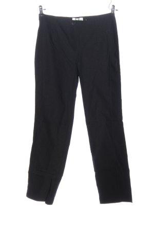 Helena Vera Jersey Pants black business style