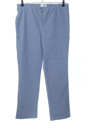 Helena Vera Stretchhose blau Casual-Look
