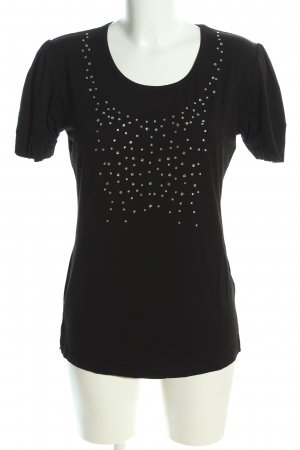 Helena Vera T-Shirt schwarz Casual-Look