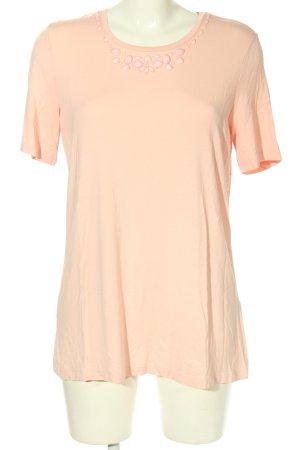 Helena Vera T-Shirt cream casual look