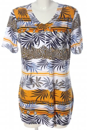 Helena Vera T-Shirt flower pattern casual look