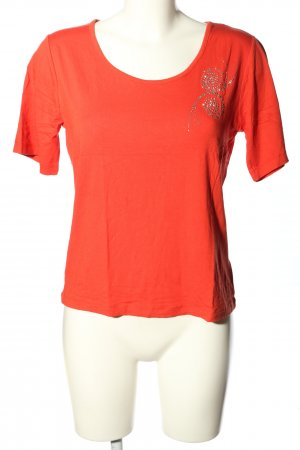 Helena Vera T-Shirt red casual look