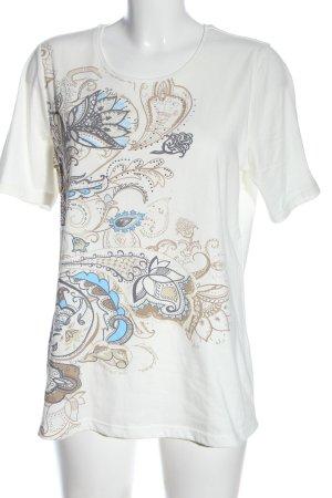 Helena Vera U-Boot-Shirt Mustermix Casual-Look
