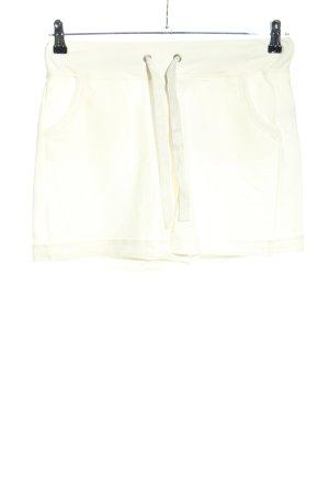Helene Fischer exclusive by Tchibo High-Waist-Shorts weiß Casual-Look