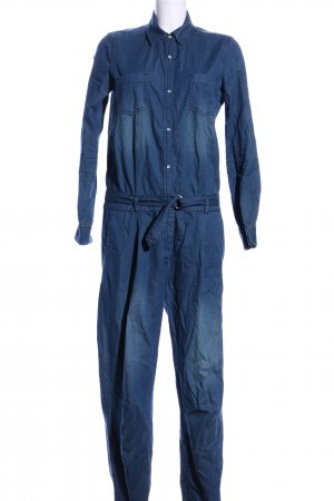 Helene Fischer exclusive by Tchibo Jumpsuit blau Casual-Look