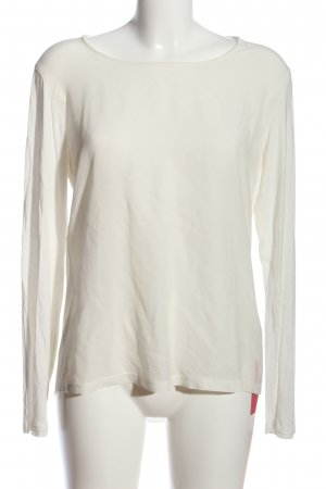 Helene Fischer exclusive by Tchibo Langarm-Bluse weiß Casual-Look