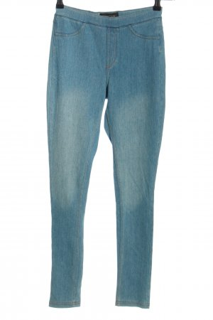 Helene Fischer exclusive by Tchibo Stretchhose blau Casual-Look