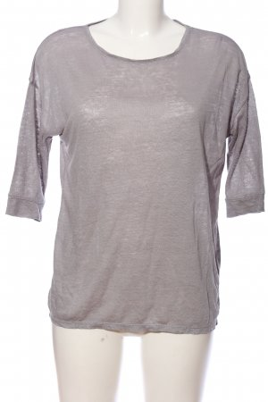 Helene Fischer exclusive by Tchibo Transparenz-Bluse lila meliert Casual-Look