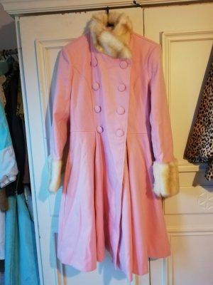 Hell Bunny Mantel Trixie rosa