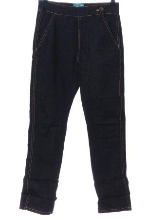 Hell Bunny Straight-Leg Jeans