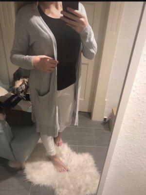 Jersey largo gris claro