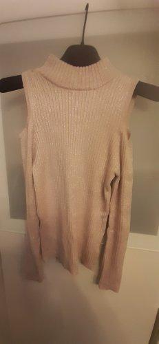 ATMOSPHÄRE Sweter o skróconym kroju czerwony Tkanina z mieszanych włókien