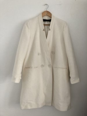 Zara Blazer long beige clair