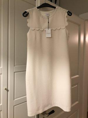 Claudie Pierlot Cocktail Dress cream polyester