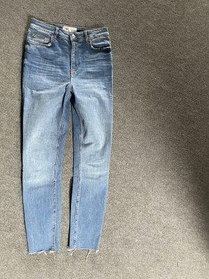 Hellblau zara Jeans